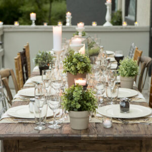 Beautiful-Outdoor-Dinner-Party