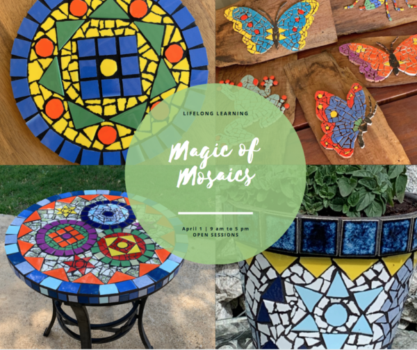Magic of Mosaics