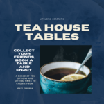 TEA House Cup Poster