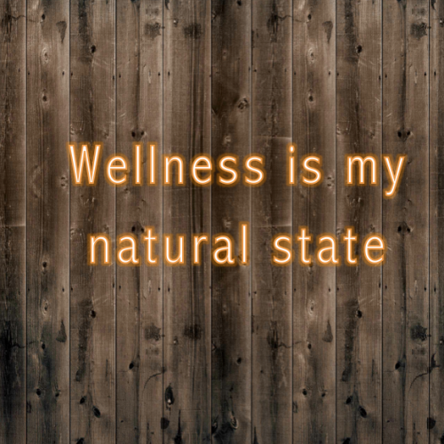 Wellness - Natural State