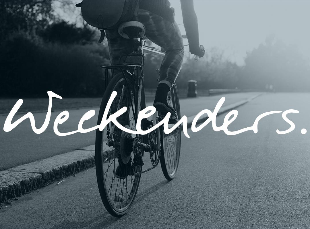 Weekenders, bicycle pic